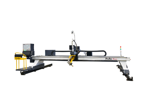 CNC plasma bevel cutting machine