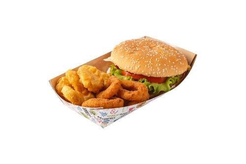 Fast food trays «Enjoy»