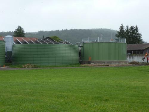 Биогазовый комплекс Bert Energy по классической технологии