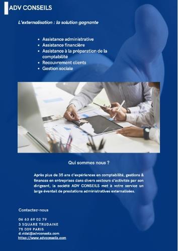 Externalisation administrative