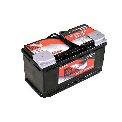 Car Battery L5 100ah 12v