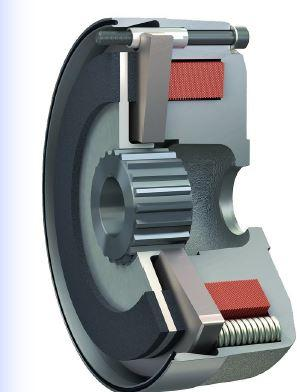 Safety Brakes - Spring loaded