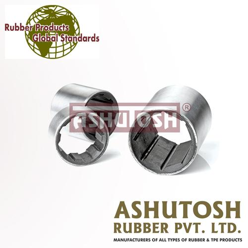 Metal Backed Rubber Bushes