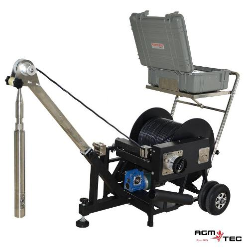 Camera inspection vidéo pour puits et forages