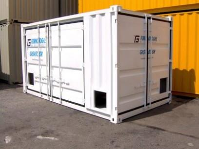 Containerized Facility