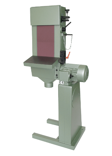 BS 75 – BS 300 surface belt grinding machines type dry...