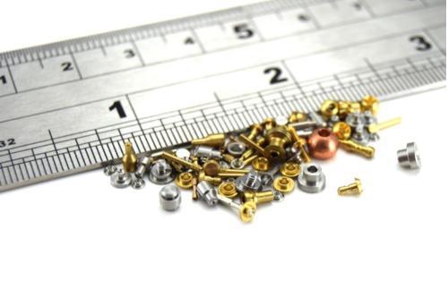 Small precision parts