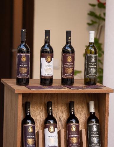 Wein aus Georgien - nach antiker Tradition