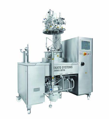 Vacuum processing units