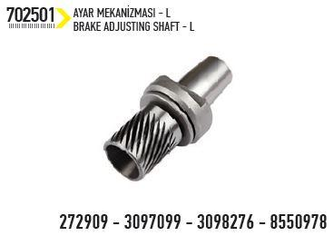 Z-CAM Brake adjusting shaft