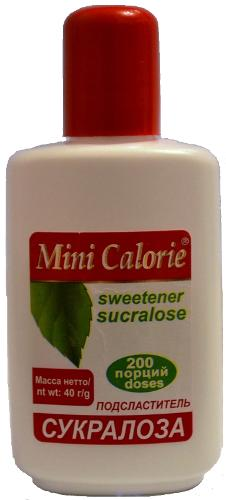 Sweetener sucralose 40 g