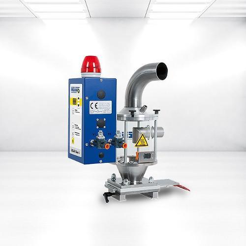 Dedusting device HELIO® Clean 2