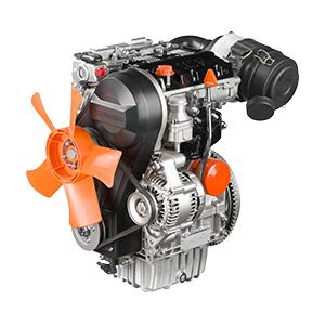 Motore lombardini LGW 523 MPI