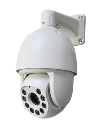IP High Speed Dome IR Camera With 33x optical zoom