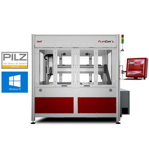 FLATCOM® L SERIES CNC-MILLING MACHINE