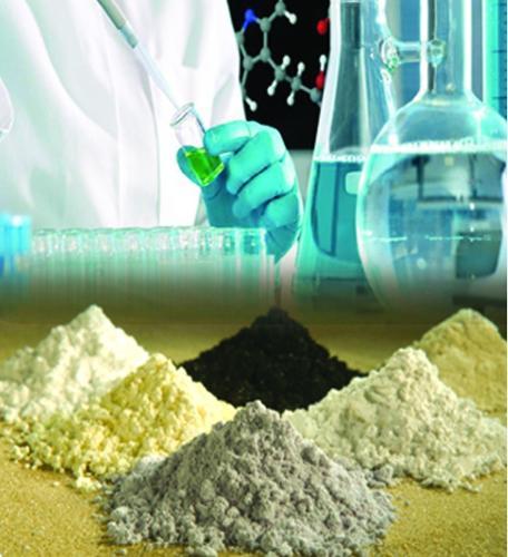 CHEMICALS & MINERALS