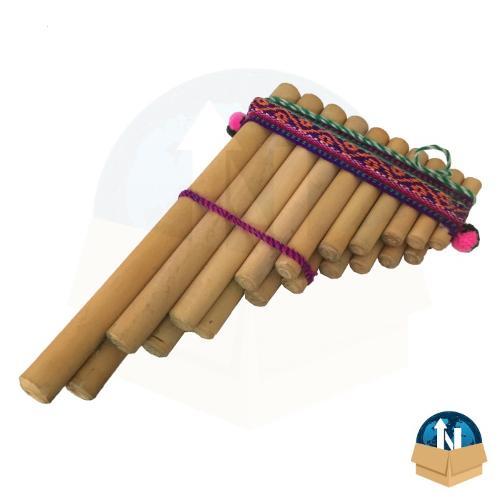 PANPIPE 23 CM - 10x9 canes