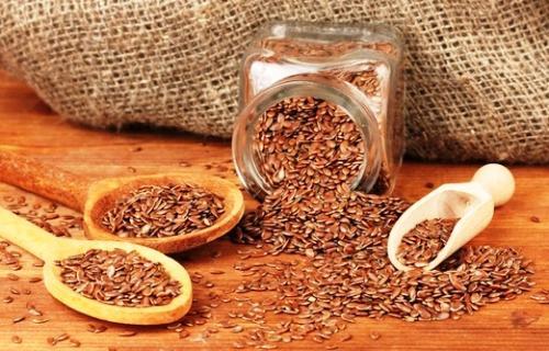 семена льна, лен масличный