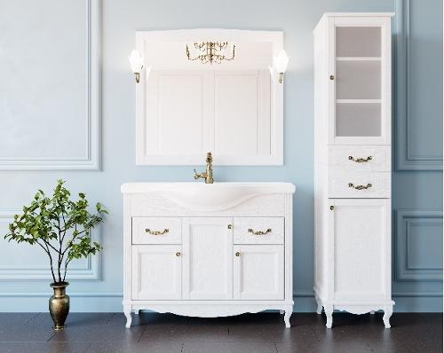 Комплект мебели для ванных комнат ValenHouse ЭЛЛИНА-105