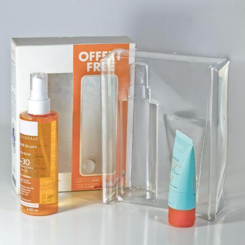 Bandeja parafarmacia - 2 productos