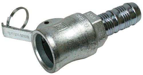 Mor-coupling fem. 42 DN 25 nor. 1 22,0
