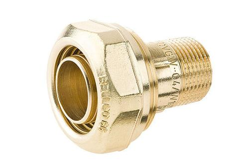 Connector  male thread, reduced 66011