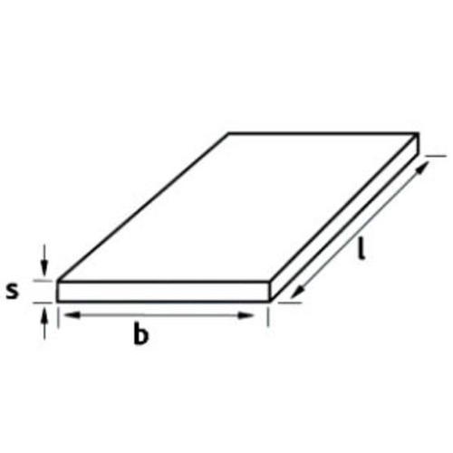 Aluminium Blech, Aluminiumblech, EN AW-3105, farbbeschichtet
