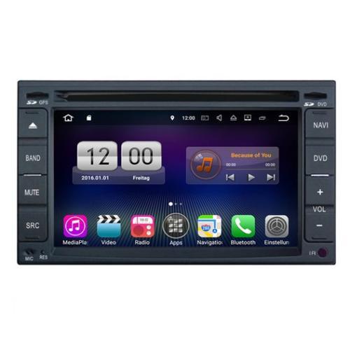 Touchscreen Autoradio Navigation