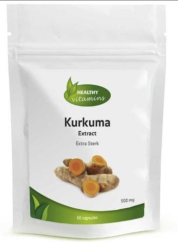 Kurkuma Extract Extra Sterk