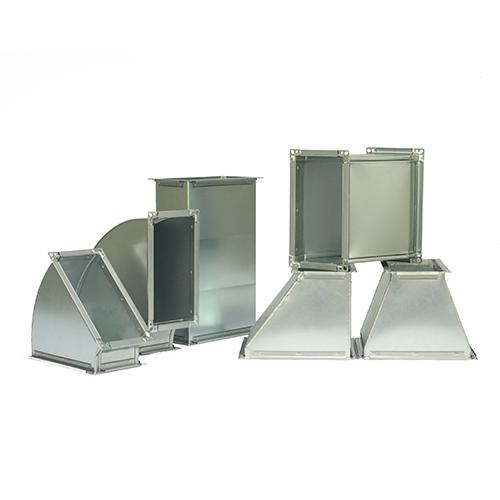 Rectangular ventilation duct type A1