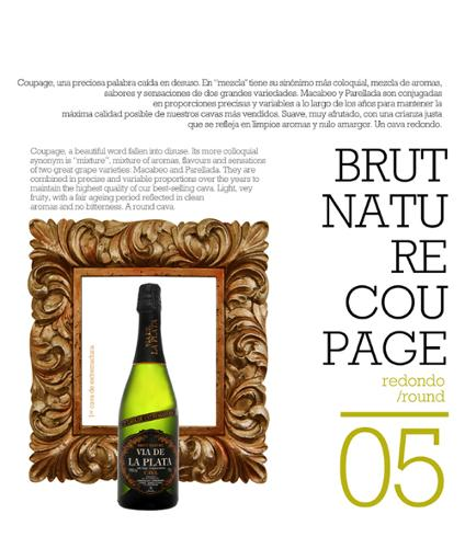 Coupage Brut Nature