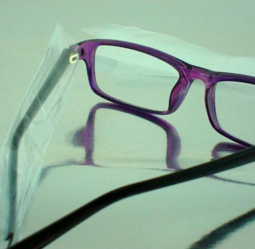 Funda Protectora De Gafas Para Aplicación Del Tinte