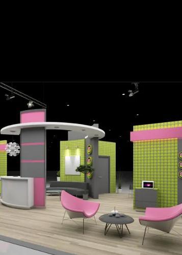 Progettazione stand e gestione fiere di settore