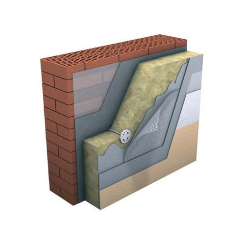 Тепловая изоляция для стен, фасадов, кровли