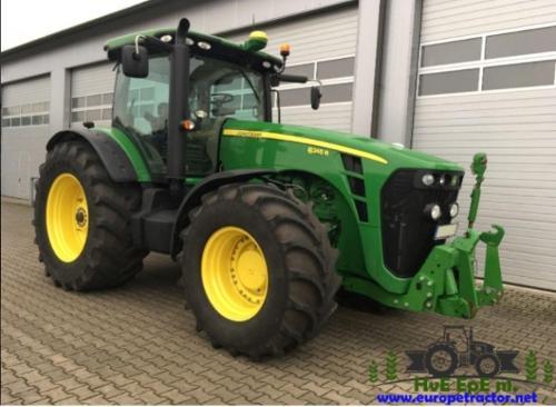 2013 John Deere 8245 R 40 km/h Autopower