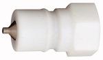 Closing nipple locking on both sides, POM, G 3/4 IT, I.D. 13