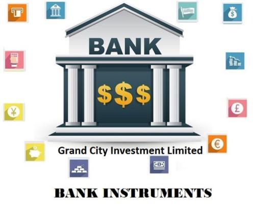 Bank Instruments & Genuine Bank Instrument Provider