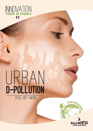 URBAN D-POLLUTION MODELING MASK