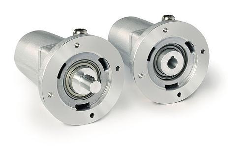 Geared potentiometer