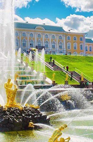 Saint-Petersburg the Grand