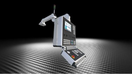 HMI-Human Machine Interface Enclosure and Support Arm System