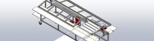 STiSys Schlingtischsystem mit Verteilung für 5 Schlingplätze