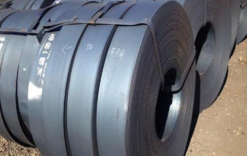 low carbon black steel coil/strips/spring for...