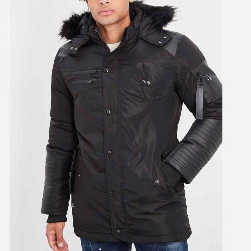 Wholesaler men clothing coat licenced RG512