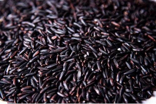 Black rice long grain