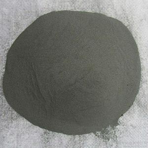 Polvo de hierro