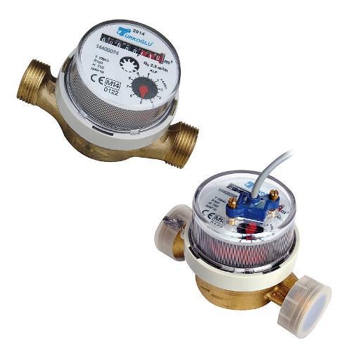 Medidores de Agua Serie Nil Clase C (R160)
