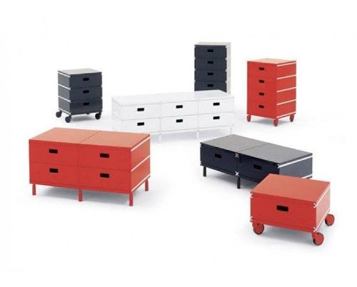 Meubles à tiroirs Magis Plus Unit