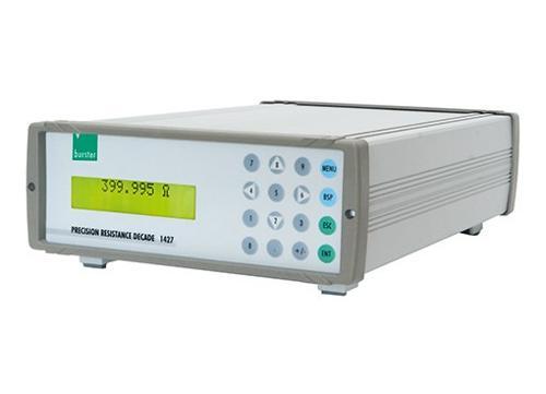 High-precision resistance decade box - 1427