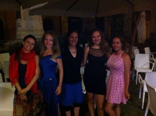 Corso di lingua italiana, arte e archeologia